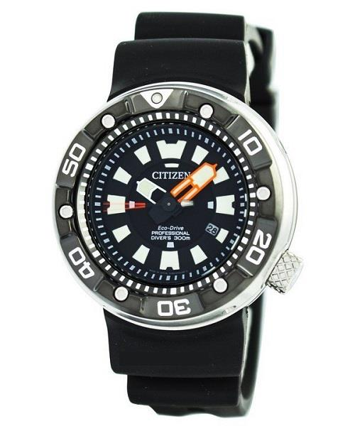 CITIZEN Promaster Eco-Drive Professional Diver's Japan BN0176-08E