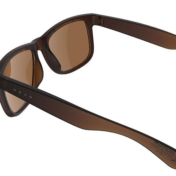 City Relax Adult Classic Sunglasses Category 3, One Size (Brown)