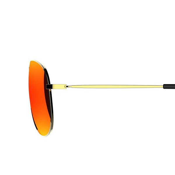 City Relax Adult Sunglasses Category 3, Narrow One Size (Orange)