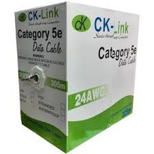 CK-LINK CAT5E UTP NETWORK CABLE 305M 1BOX (US4210)