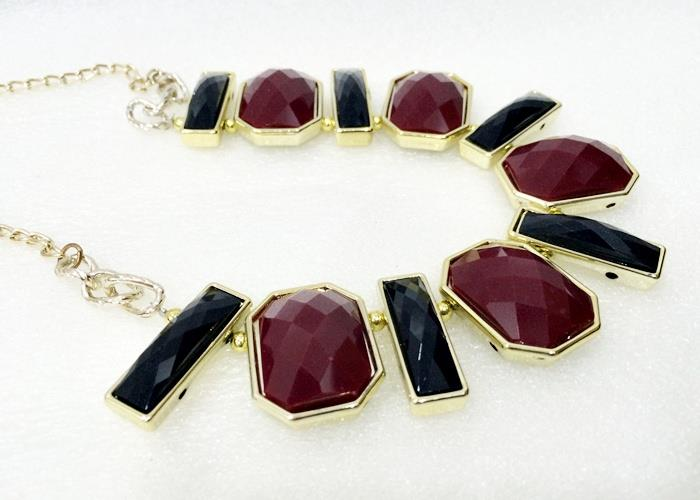 Classic Mix Gemstone Necklace 3 (CLEARANCE SALE!) (Free Shipping)