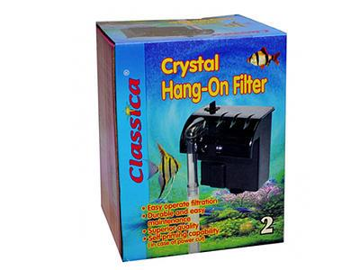 Classica Crystal Hang-On Filter 2