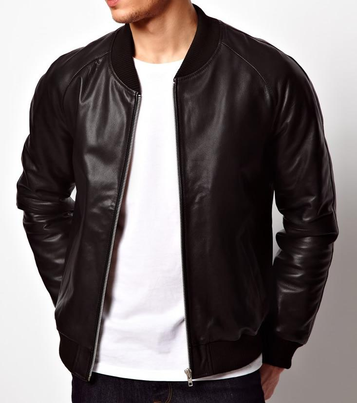 Images of Black Jacket For Men - Reikian
