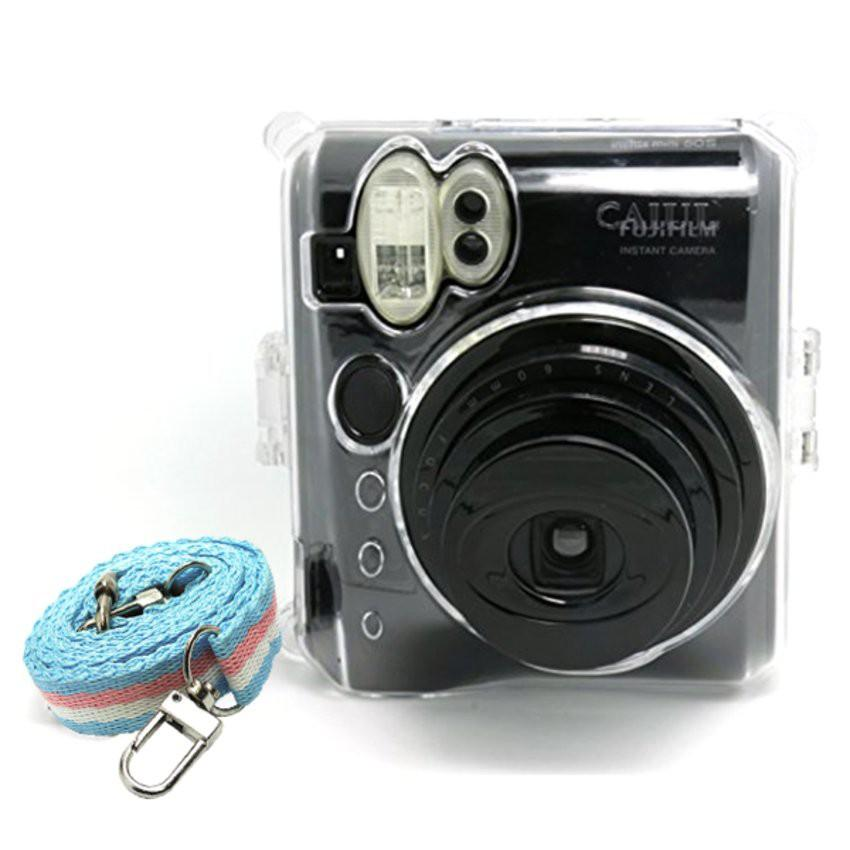 CLEARANCE - Crystal Case INSTAX 7s, Instax 8 , Instax 25 , Instax 50