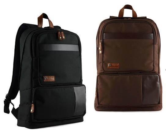 "CLIPTEC COSMO 17"" Notebook Backpack Laptop Bag CFP106"