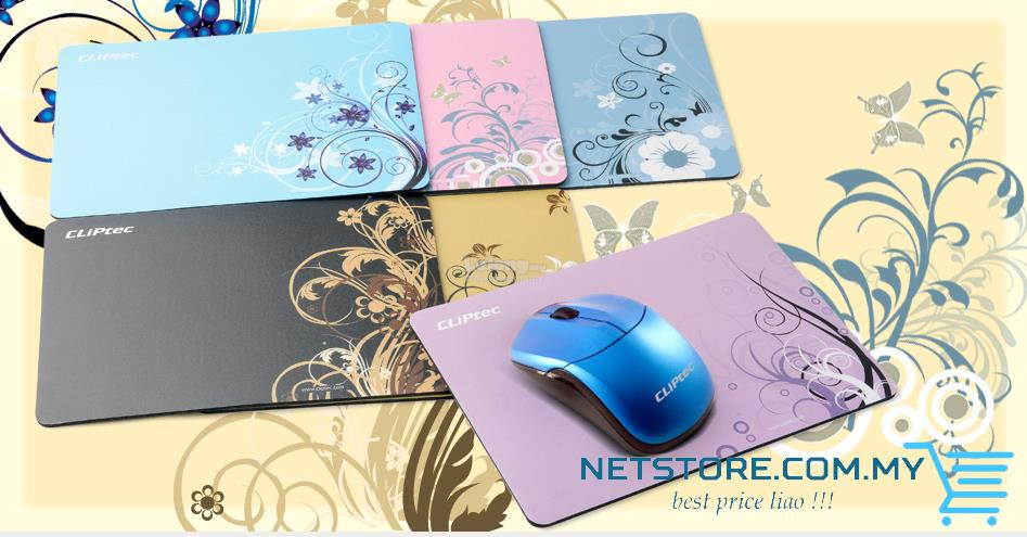 CLiPtec SPEED-PAD MousePad RZY238 3mm Thickness