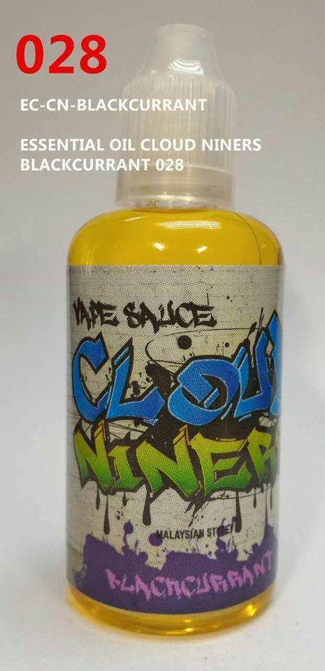 Cloud Niners Chasers Honeyd/PineApp/Blackcurrant/StrawB Vape Juice