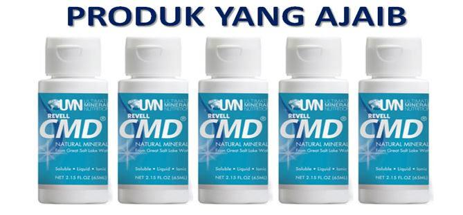 CMD REVELL ORIGINAL Concentrated Mineral 120ml + MURAH + EXtra gift