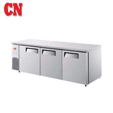 CN 3 DOOR COUNTER CHILLER - 6FT​