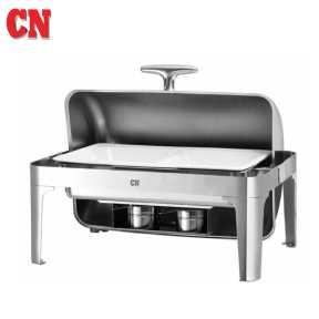 CN OBLONG CHAFING DISH WITH ROLL