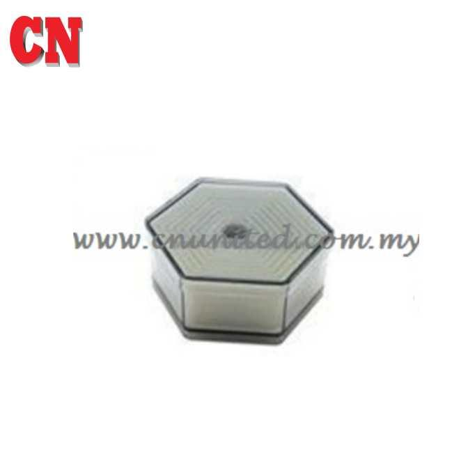 CN PLASTIC HEXAGONAL PLAIN CUTTER