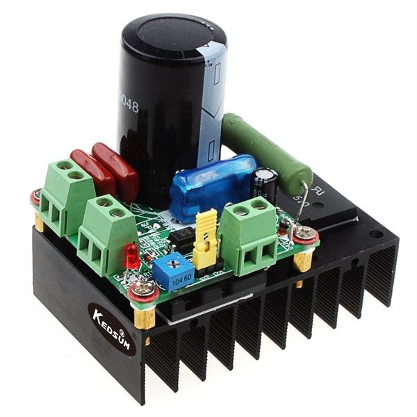 CNC- 400W DC Motor Speed  Controller PWM MACH3 Spindle
