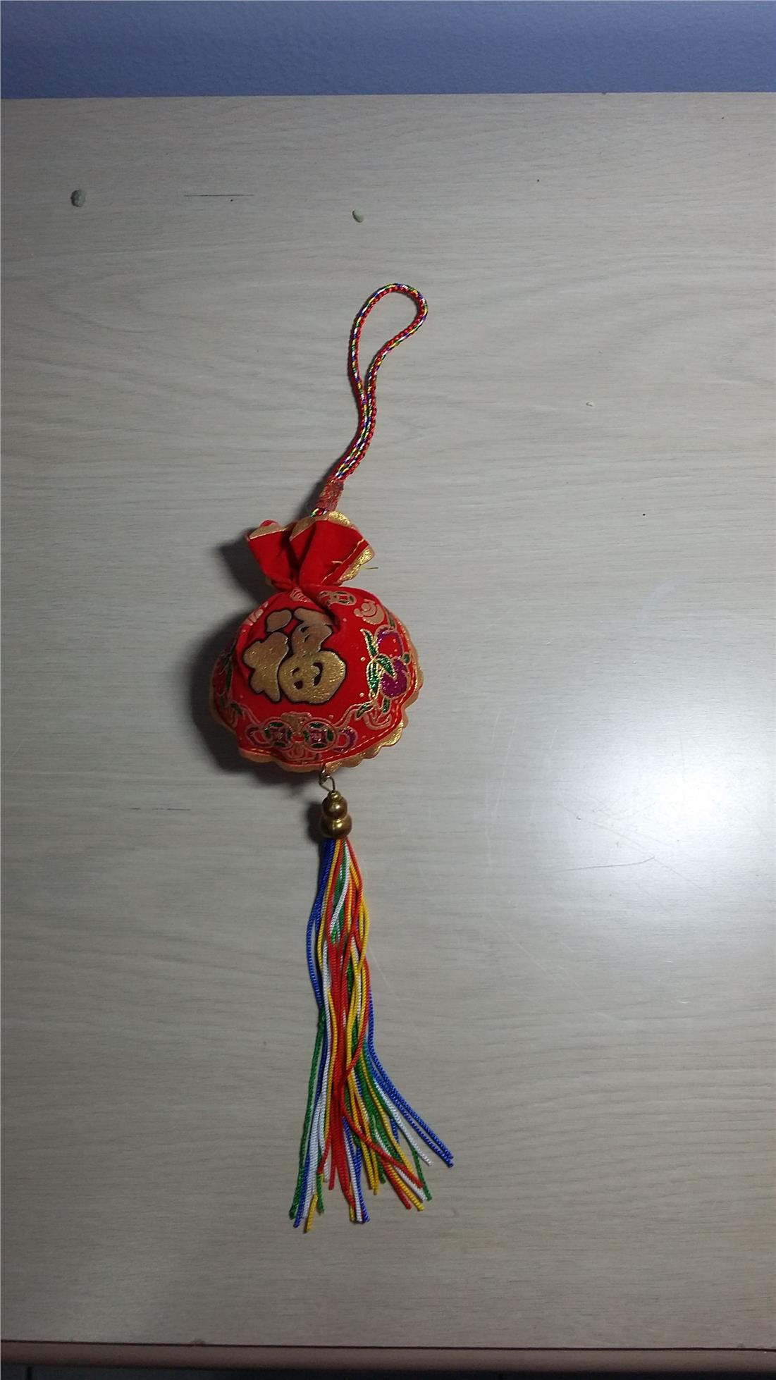 CNY Decoration