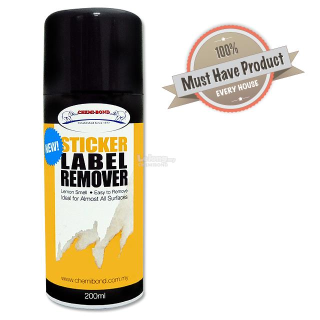 CNY PROMO-Sticker Label Remover Buy 3 @ RM35