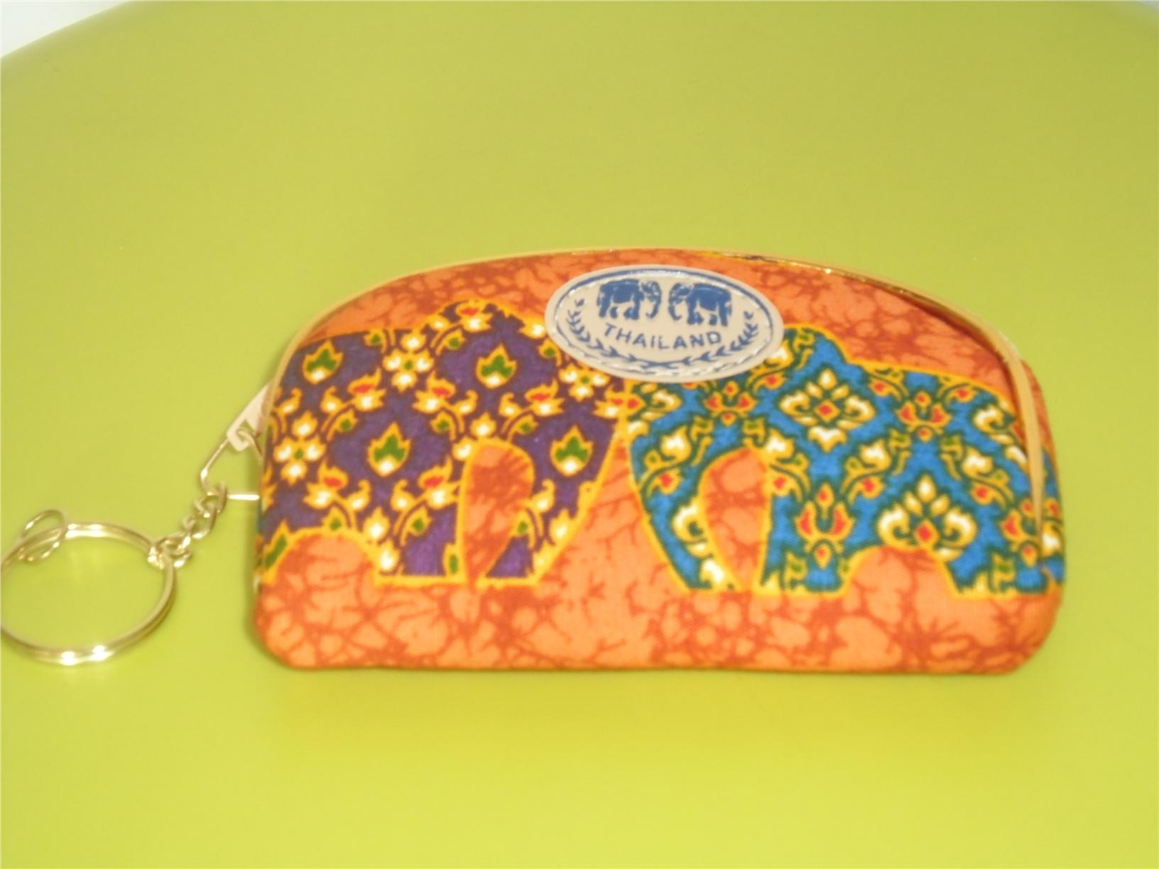 Coin Pouch from Thailand