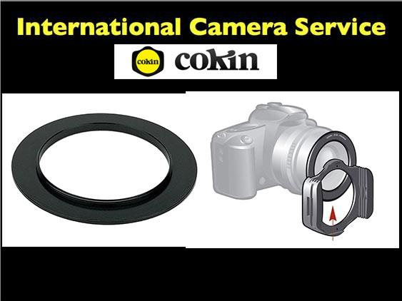Cokin P455 P' ADAPTOR RING th. 0.75 - 55mm