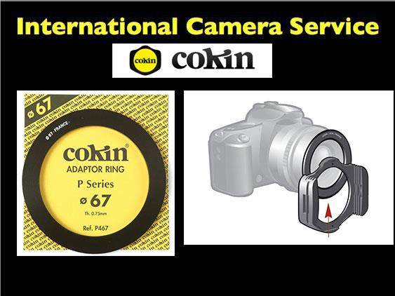 Cokin P467 P' ADAPTOR RING th. 0.75 - 67mm