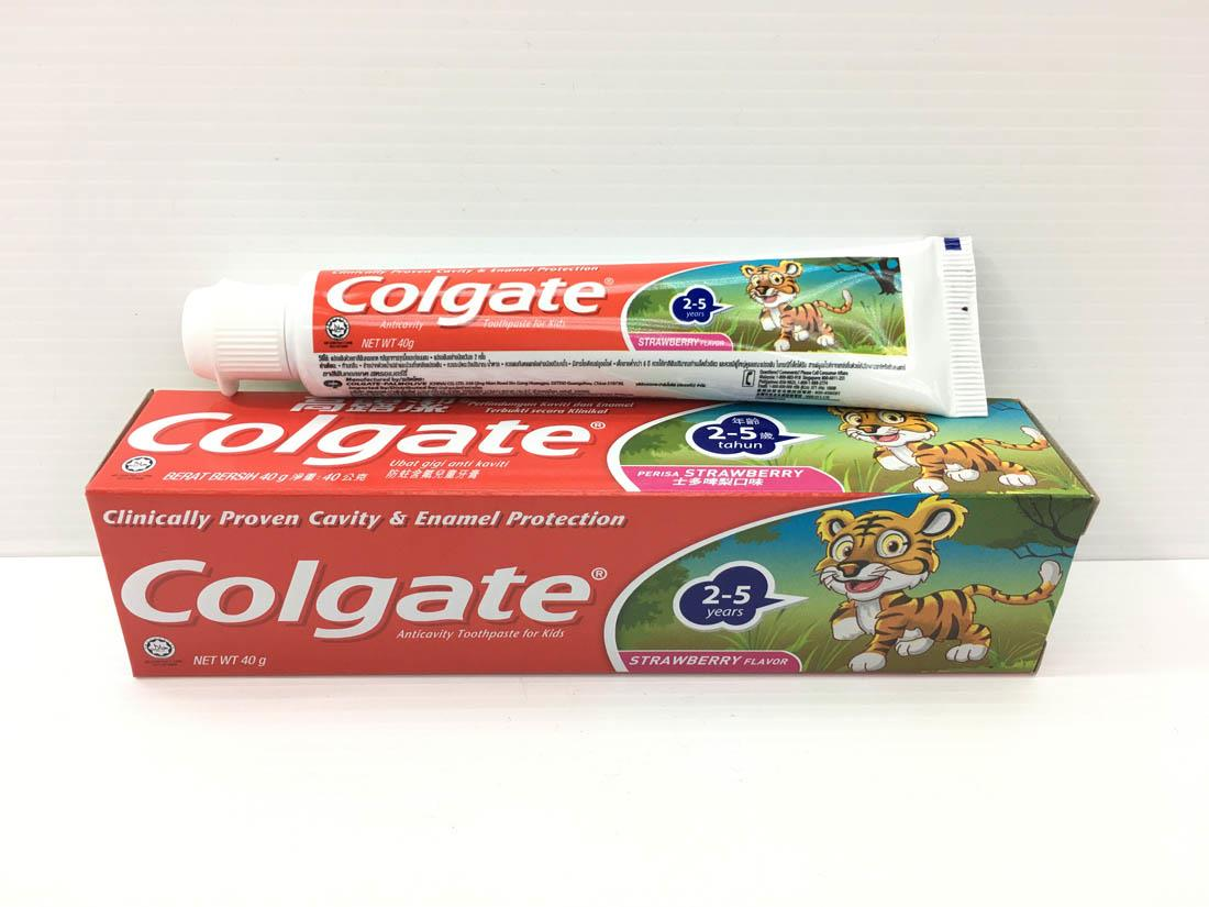 Colgate Anticavity Toothpaste for K (end 1/21/2018 12:15 AM)