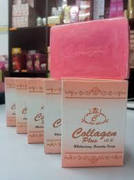 Collagen Plus Vitamin E Whitening Soap