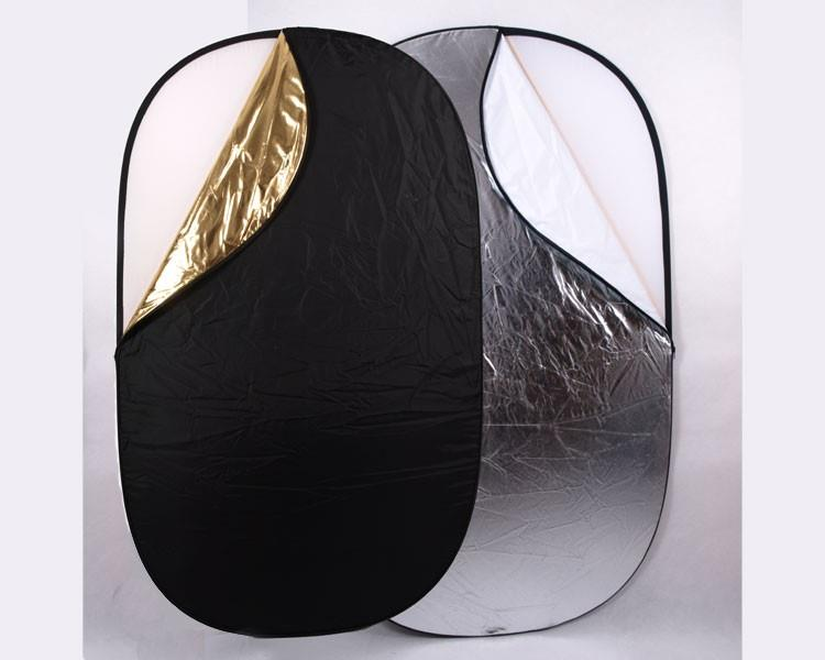 Collapsible Reflector 1.2 x 1.8m (5 in 1) PRE-ORDER NOW