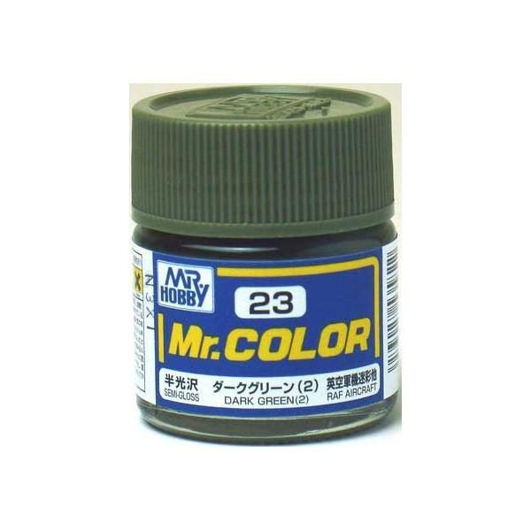 Mr Color 23 - Dark Green (2)