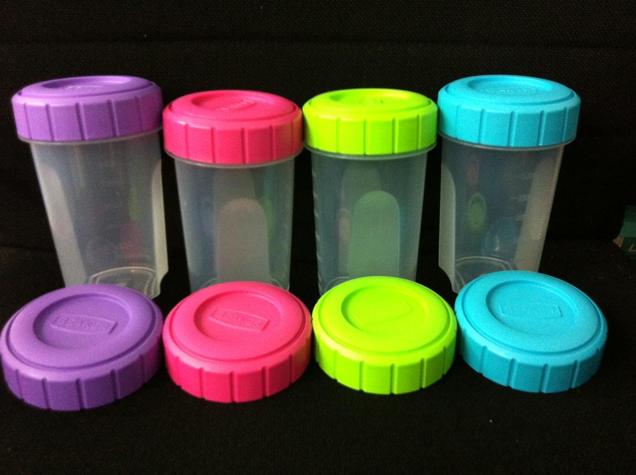 Color Lid Beaker (Shaker) Made in Malaysia