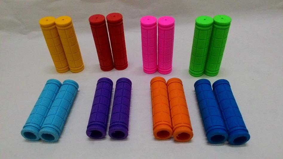 Color Rubber grip MTB Fixie Cycling