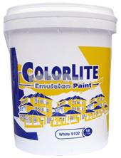 COLORLITE EMULSION PAINT 1 LITRE #6220 ATAP NIPAH