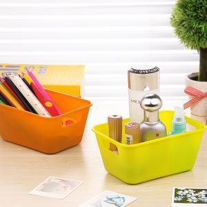 Colourful Rectangular Desktop Storage Box