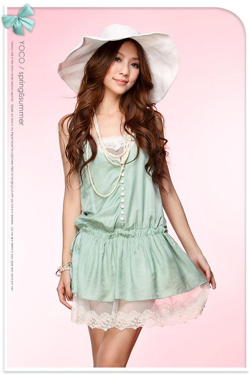 *Comax Store*Japanese Style Girly Dress [Y10338]