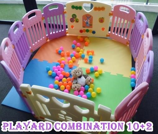 New Combination playard (10+2)