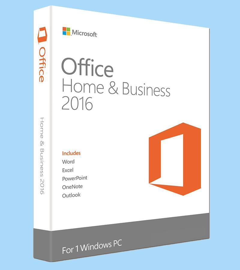 Commercial Microsoft Office 2016 Home (end 8/3/2018 5:15 PM)