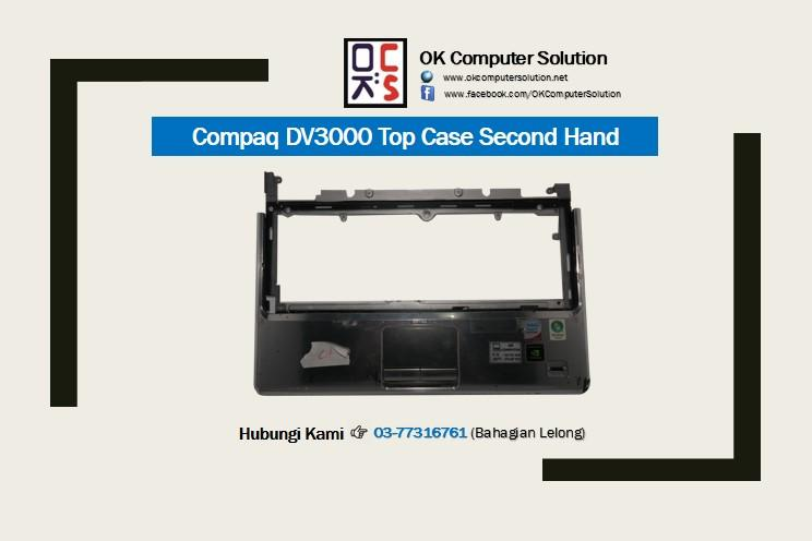 Used Compaq DV3000 Top Case