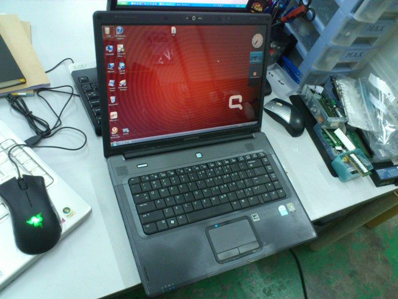 Compaq Presario C700 Notebook Spare Parts 200114