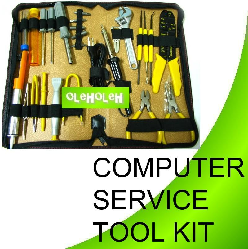 Computer Service  Tools Kit Solder sucker Iron Cutter Clearance