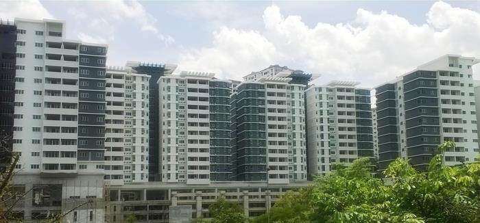 New Condo for sale, Kiara Residence 1, Bukit Jalil