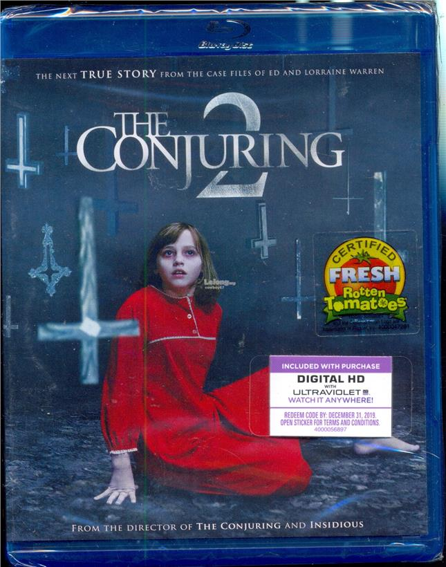 The Conjuring 2 - New Blu-Ray