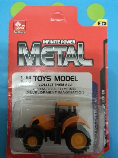 Construction Diecast # 1/64 - Tractor NEW