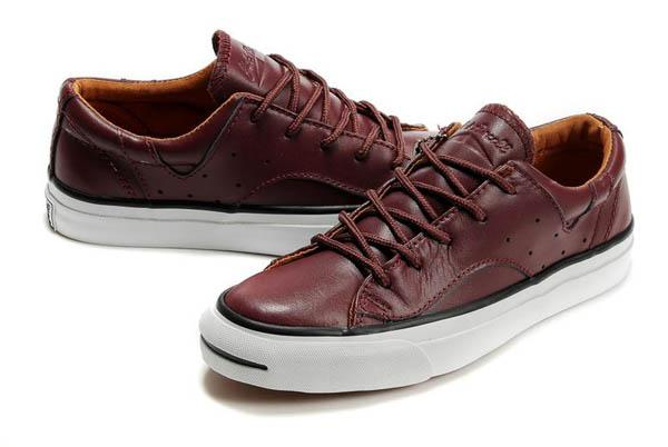 Converse Jack Purcell Leather Brown