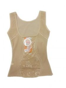 Cool Gauze Body-shaper Tummy Trimmer Slimming Vest