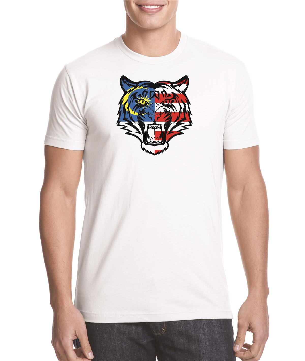 Cool T Shirt Design With Malaysia Fl End 12 1 2017 8 15 Pm