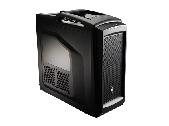 COOLER MASTER Casing ATX STORM SCOUT 2 WINDOW (SGC-2100-KWN1) BLACK
