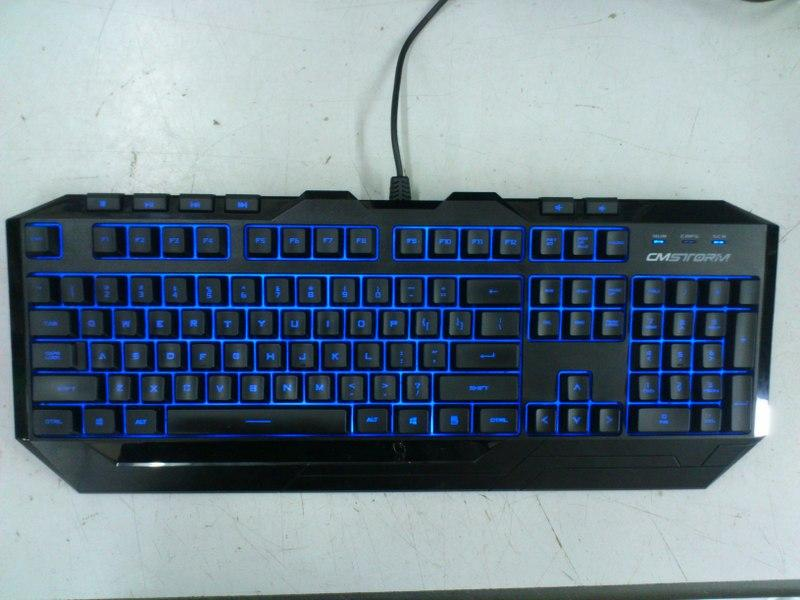 Cooler Master CMSTORM DEVASTATOR Gaming Keyboard  270415