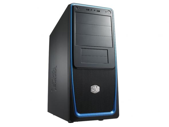 COOLER MASTER ELITE 311 CHASSIS USB 3.0 ATX CASING BLUE