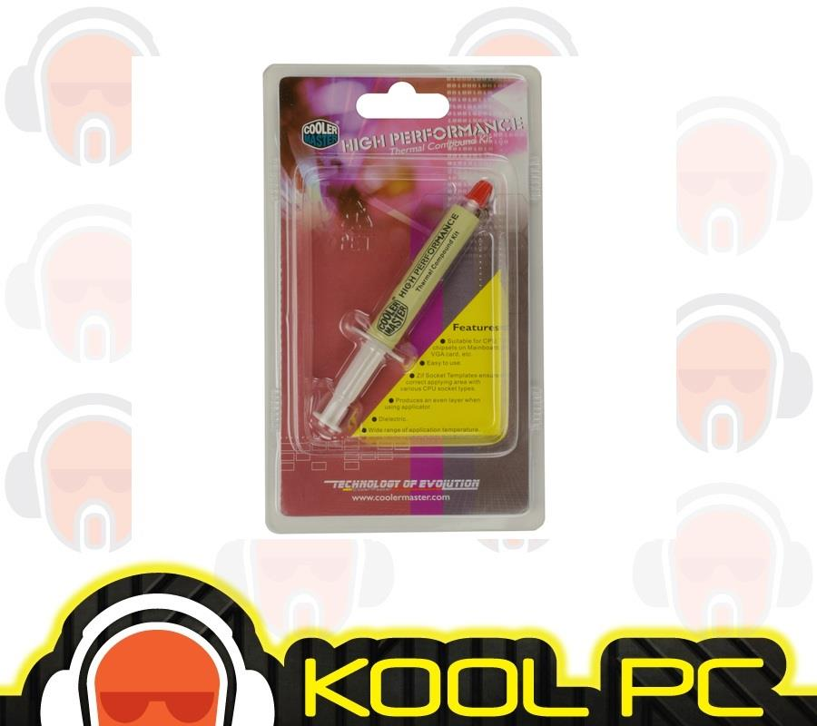 Cooler Master High Performance Thermal Grease