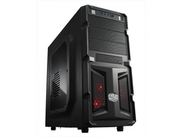 COOLER MASTER K350 (RC-K350-KWN1-EN) MID TOWER CASE