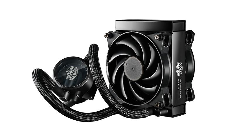 COOLER MASTER MASTERLIQUID PRO 120 CPU LIQUID COOLER