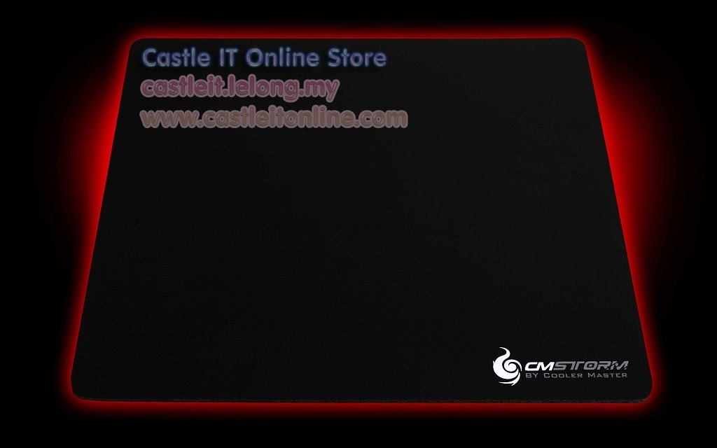 COOLER MASTER Mouse Pad Storm SPEED-RX MAT (MEDIUM) SGS-4020-KMMM1