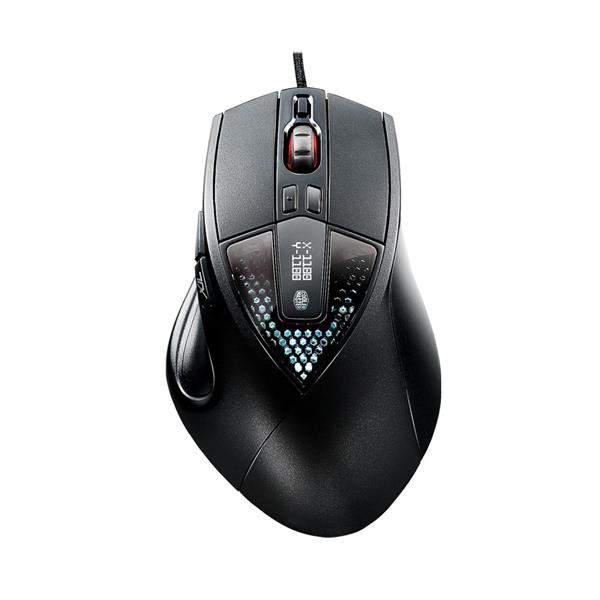 Cooler Master Sentinel III Gaming Mouse (SGM-6020-KLOW1)
