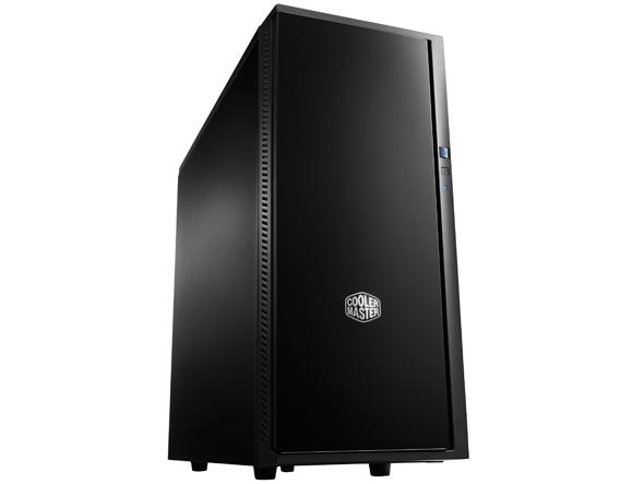 Cooler Master Silencio 452 (USB 3.0) - Matte front panel Chassis
